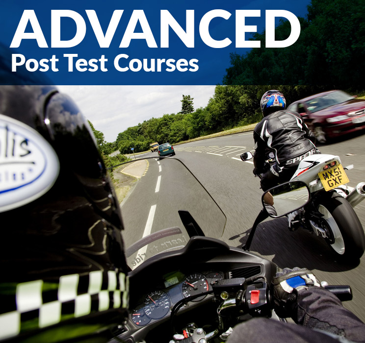 Advanced - Post Test Courses